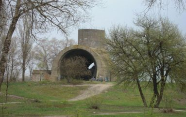 Секретный объект №1 на Оболони (Украина, Киев)