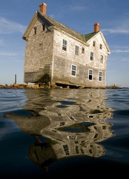 Последний дом на Голландском острове в Чесапике