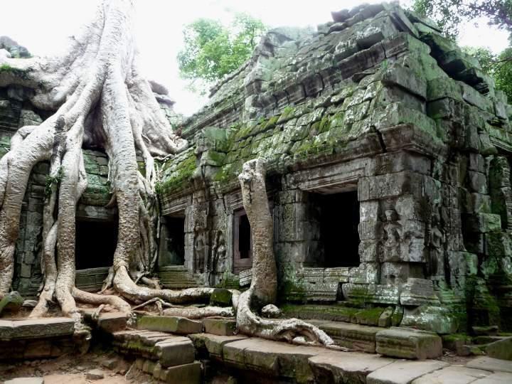 Анкгор-Ват, Камбоджа