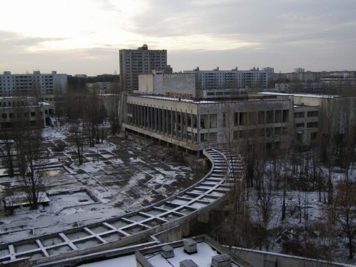 Город Припять, Киевская область, Украина