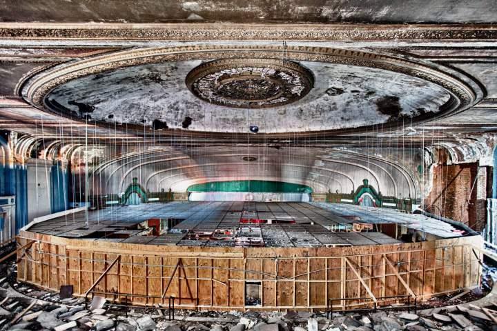Театр Лондейл, Чикаго, США
