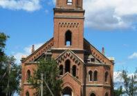 Лютеранская церковь в селе Липовка (Россия)