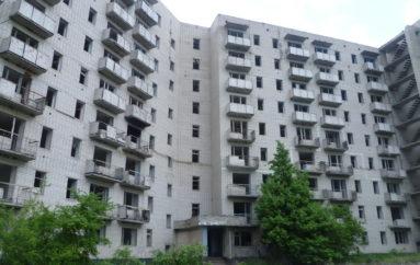 Заброшенный город Орбита (Украина)