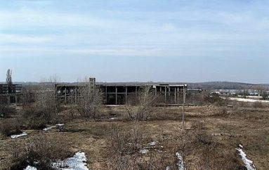Недостроенная Чигиринская АЭС (Украина)