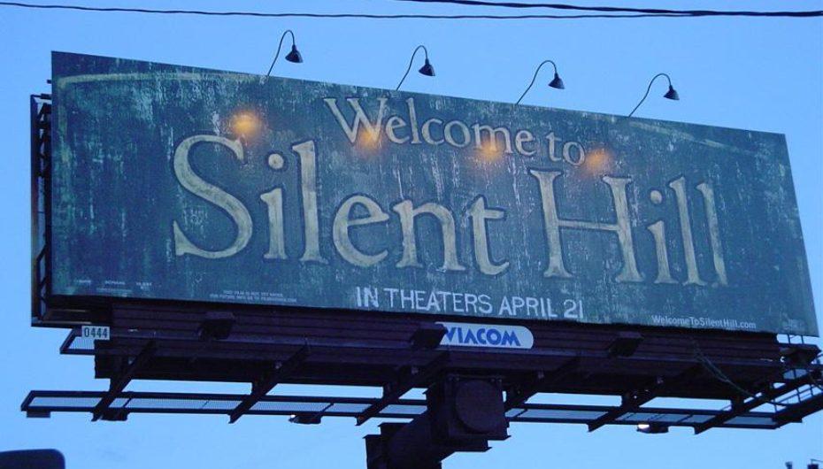 Сайлент Хилл — город призрак (США)