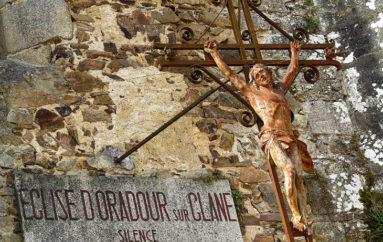 Призрак поселка Орадур-сюр-Глан (Франция)