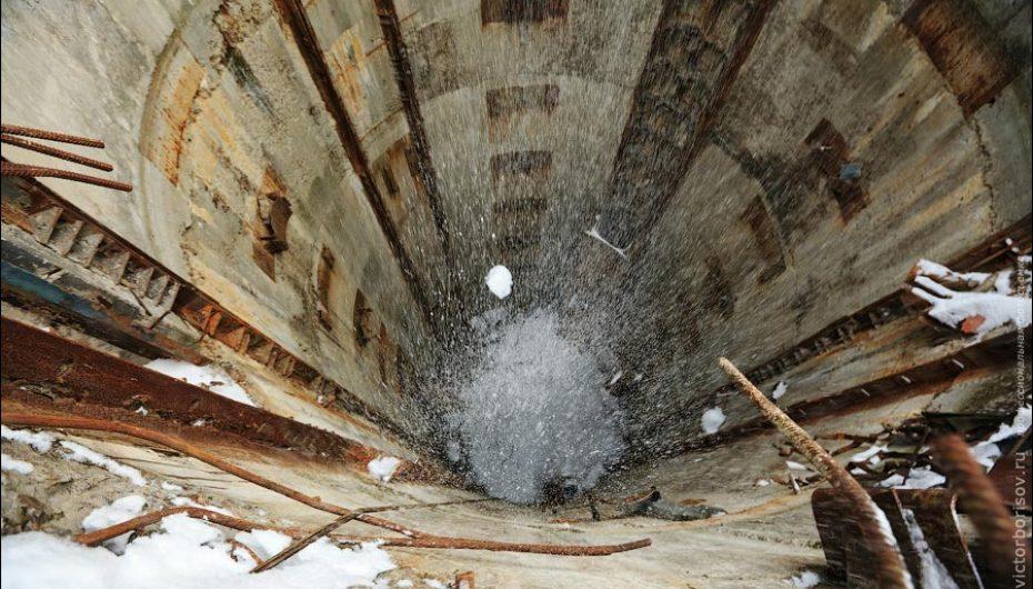 Заброшенные ракетные шахты в Калужской области