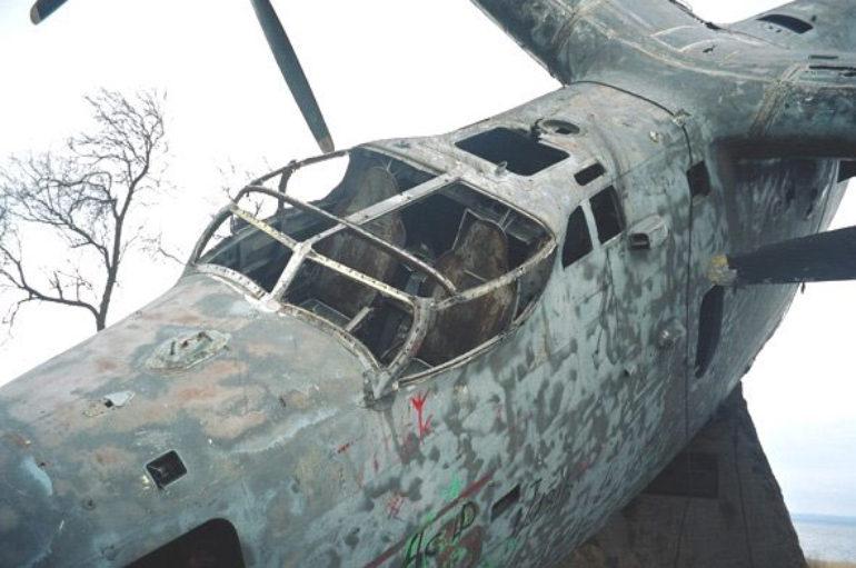 Гидроплан «Бериев Бе-6» (Украина)