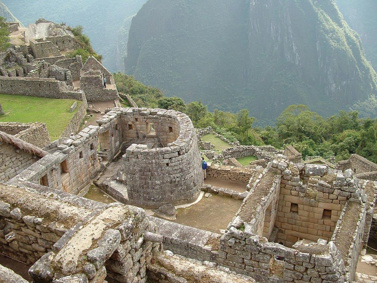 Мачу-Пикчу - потерянный город инков
