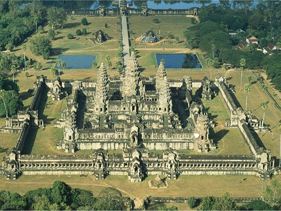 Ангкор-Ват - угасающий памятник-храм
