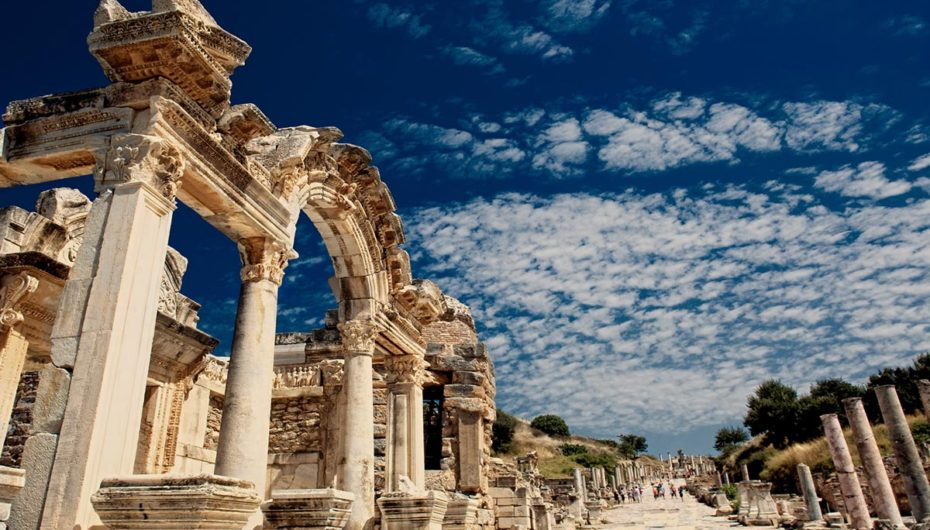 10 самых удивительных потерянных городов мира