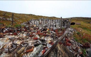 Мёртвый посёлок Порчниха — недостроенная база атомных подлодок