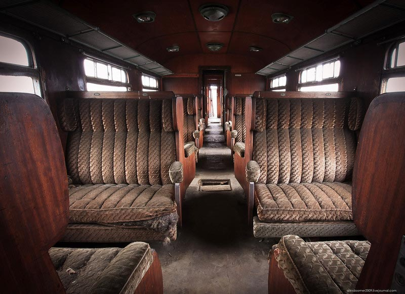 Призрак последнего роскошного поезда Orient-Express