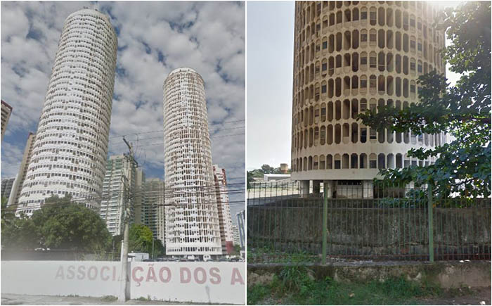 Башни Авраама Линкольна, Бразилия