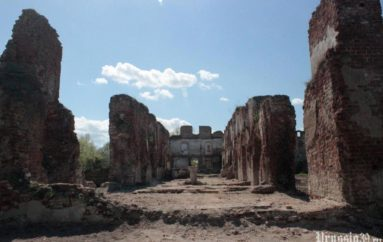 Замок Бранденбург в Калининградской области