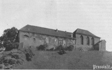Замок Лохштедт в Калининградской области