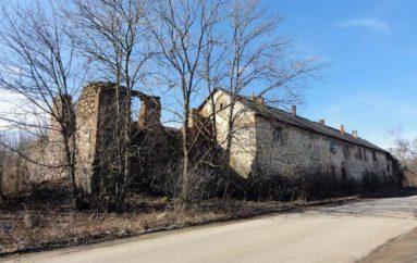Замок Таплакен в Калининградской области
