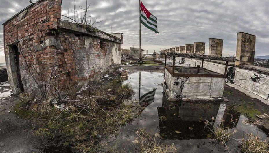 Заброшенные объекты Абхазии | Часть I