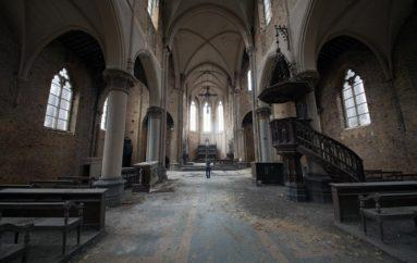 Заброшенные места Бельгии | Часть 1