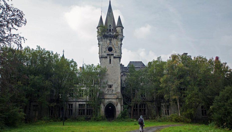Заброшенные места Бельгии | Часть 2