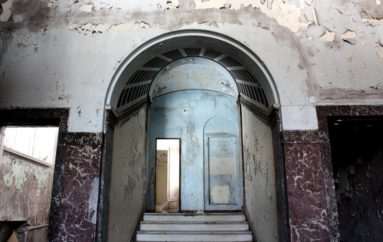 Знаменитая дача Берии в Сокольниках