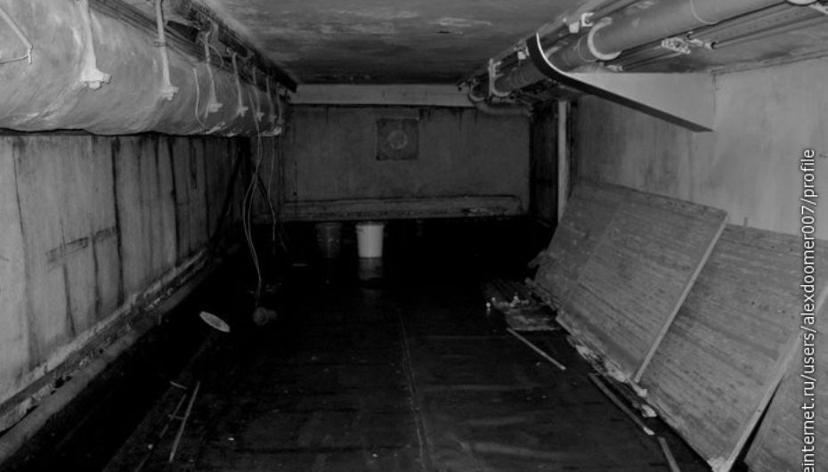 Underground | Одно бомбоубежище