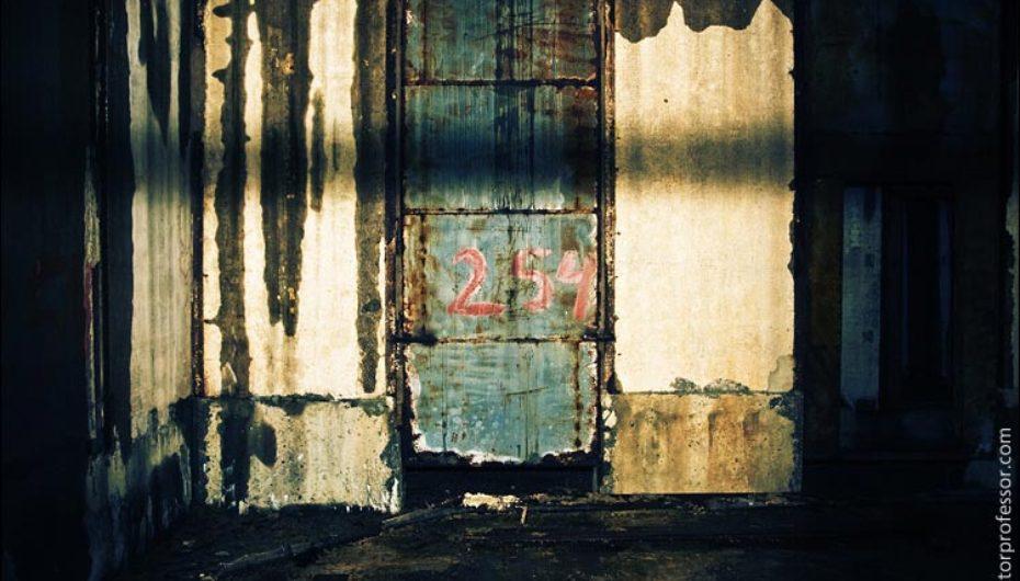 Заброшенный недостроенный бункер в Московской области