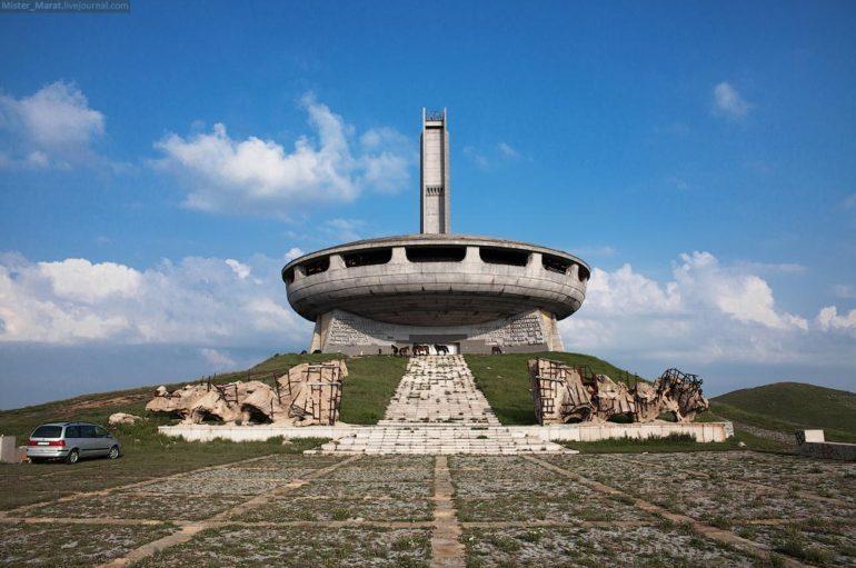Бузлуджа: призрак болгарского прошлого