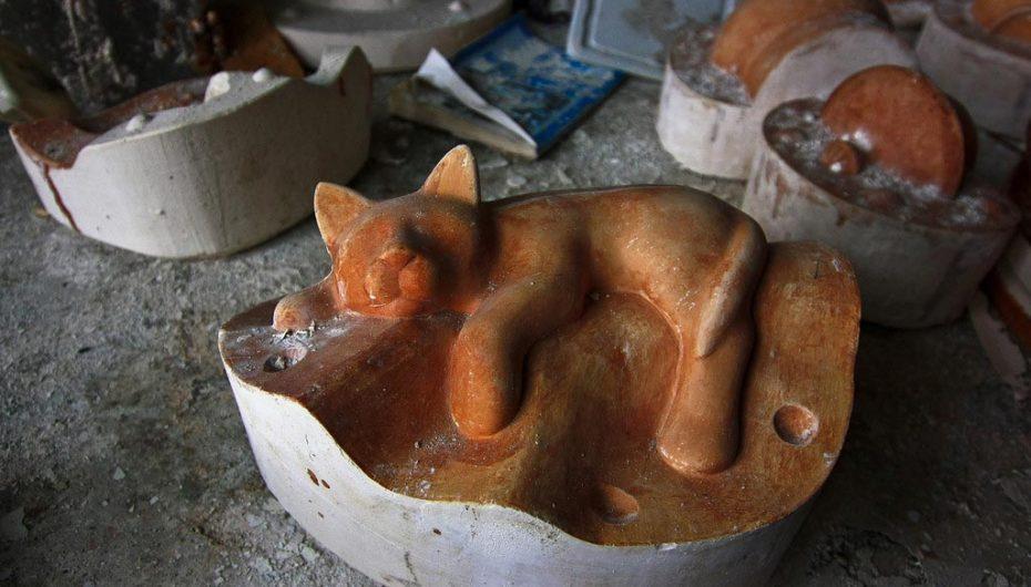 Завод керамических котиков