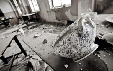 Заброшенная фаянсовая фабрика с вековой историей