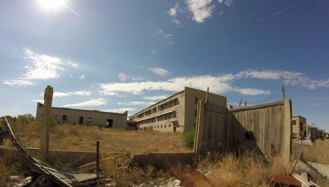 Аральск-7 | Заброшенная фабрика смерти