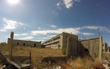 Аральск-7   Заброшенная фабрика смерти