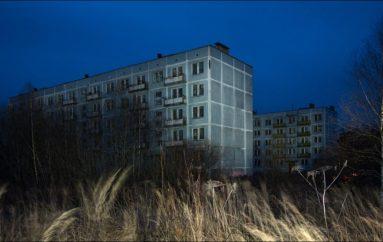 Военный городок-призрак в Московской области