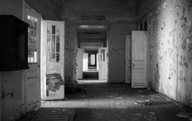 Заброшенный детский госпиталь