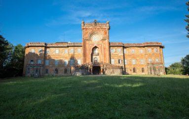 Заброшенный сказочный замок в сердце Италии
