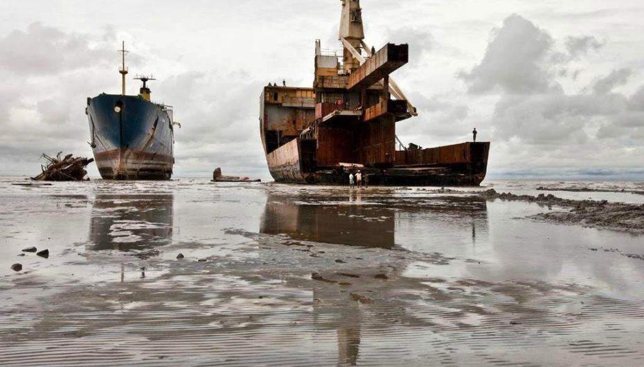 Судьбы забытых кораблей