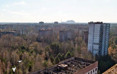 Зоны отчуждения Чернобыльской АЭС | Панорамы