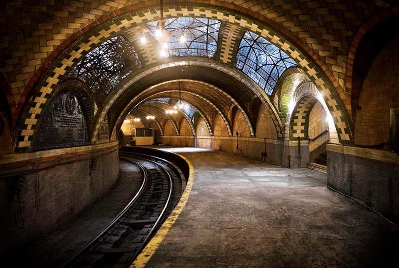 Станция City Hall, Нью-Йорк
