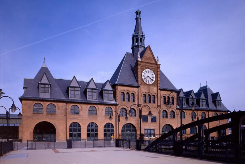 Вокзал Центральной железной дороги Нью-Джерси, Джерси-Сити