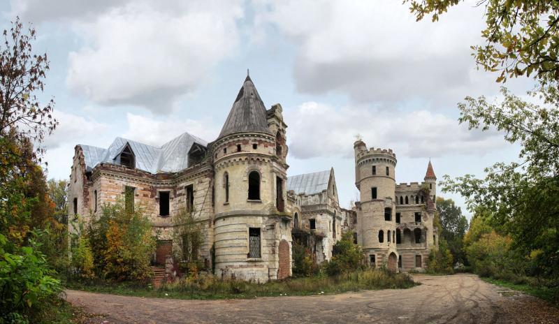 Усадьба Храповицкого, Владимирская область
