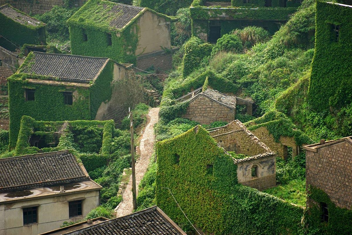 Зелёная деревня