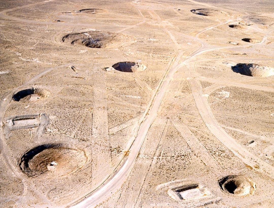 Семипалатинский ядерный полигон, Казахстан