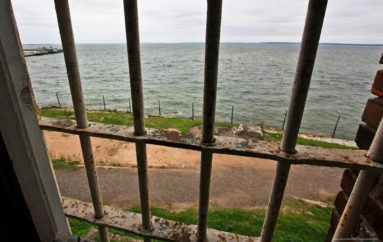 Заброшенная батарейная тюрьма в Таллинне | Фоторепортаж