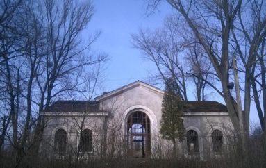 Заброшенная железная дорога Ходоров-Роздол
