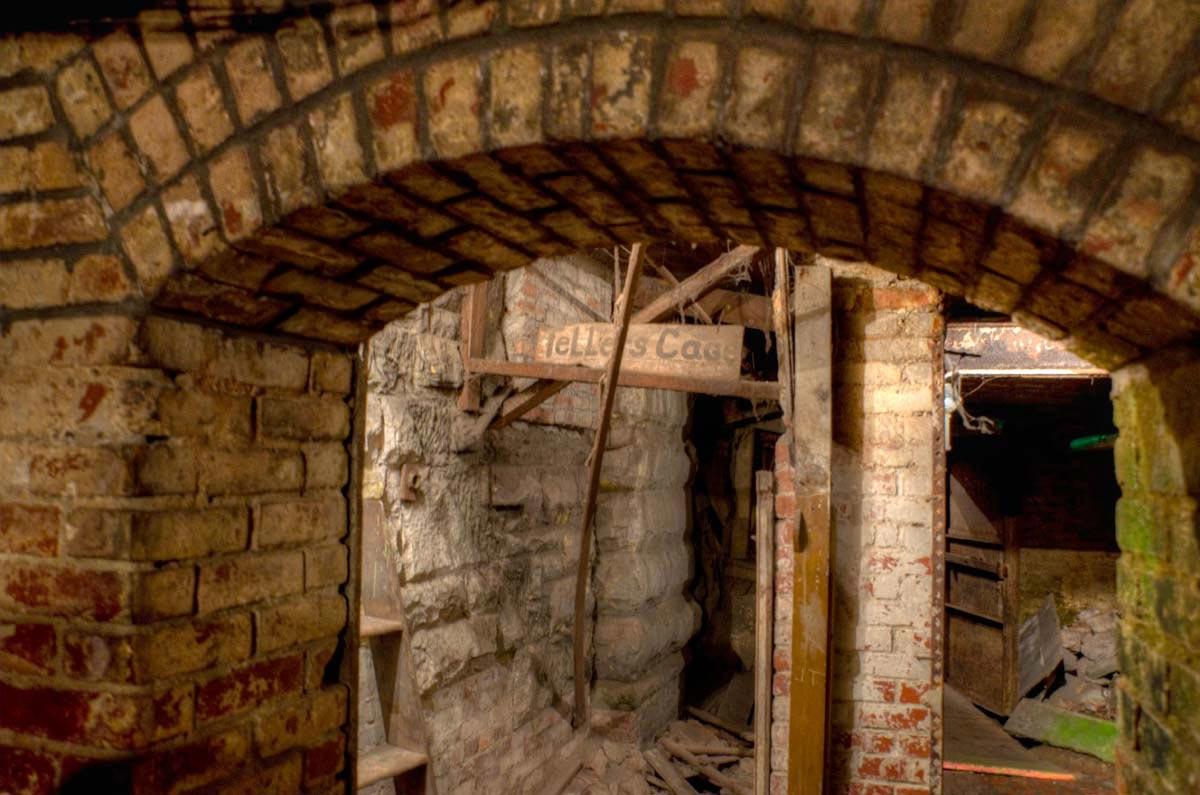 Невероятный подземный Сиэтл