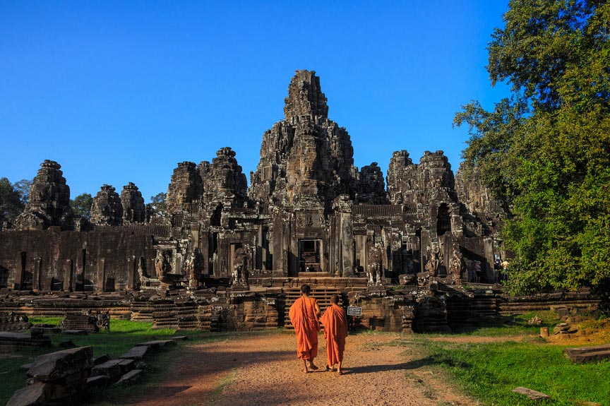 Древний городАнгкор, Камбоджа