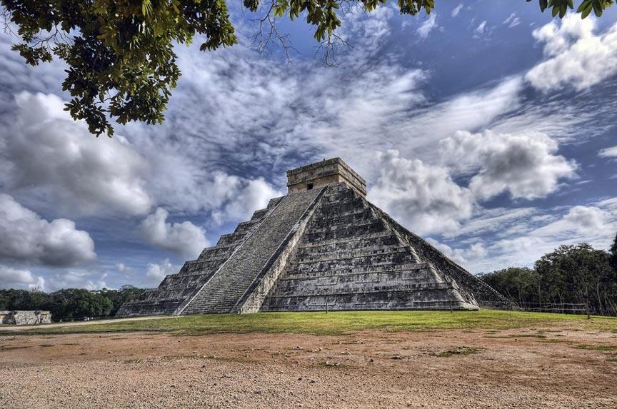 Древний городЧичен-Итца, Мексика
