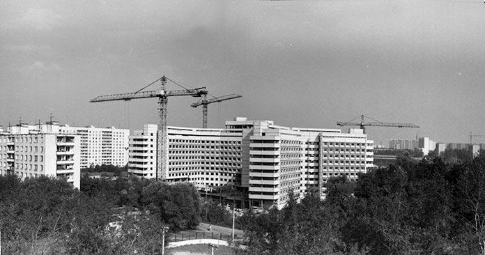 Обитель зла: заброшенная Ховринская больница