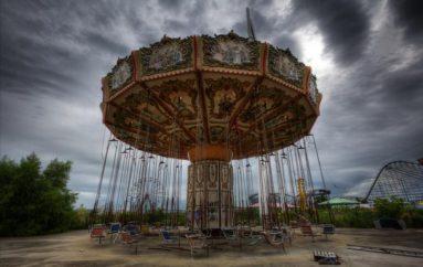 Заброшенные парки развлечений