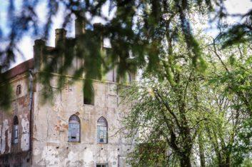 Замок Георгенбург в Калининградской области   Фото